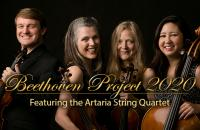 Beethoven Project 2020 Featuring the Artaria String Quartet