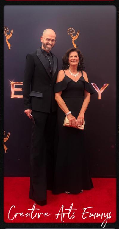 When Barry Lee Moe got his first Emmy nomination in 2019, he took his mother, Peggy, to the ceremony.